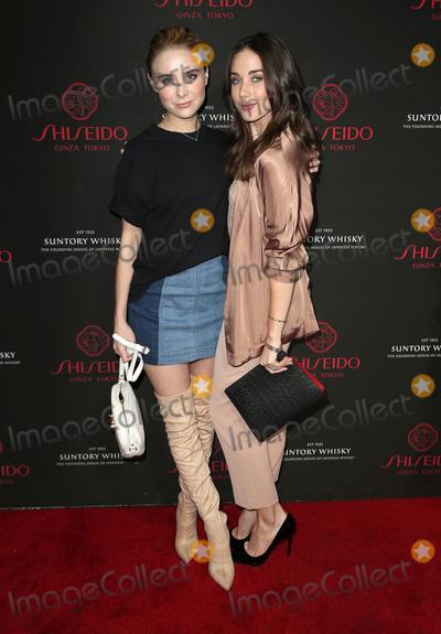Alessandra Torresani Photo - 25 September 2018 - West Hollywood, California - Alessandra Torresani, Guest. Shiseido Makeup Launch held at Quixote Studios. Photo Credit: Faye Sadou/AdMedia