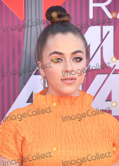 Baby Ariel Photo - 14 March 2019 - Los Angeles, California - Baby Ariel. 2019 iHeart Radio Music Awards - Arrivals held at Microsoft Theater. Photo Credit: Birdie Thompson/AdMedia