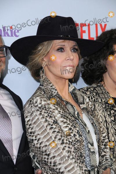 "Jane Fonda Photo - 18 January 2018 - Culver City, California - Jane Fonda. Netflix's ""Grace and Frankie"" Season 4 Special Screening held at Arclight Culver City. Photo Credit: Birdie Thompson/AdMedia"