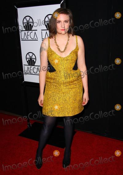 Lena Dunham Photo - 15 January - 2011, Los Angeles - Lena Dunham.  The 38th Annual Los Angeles Film Critics Association Awards  held at The InterContinental Hotel. Photo: TConrad/AdMediaphoto