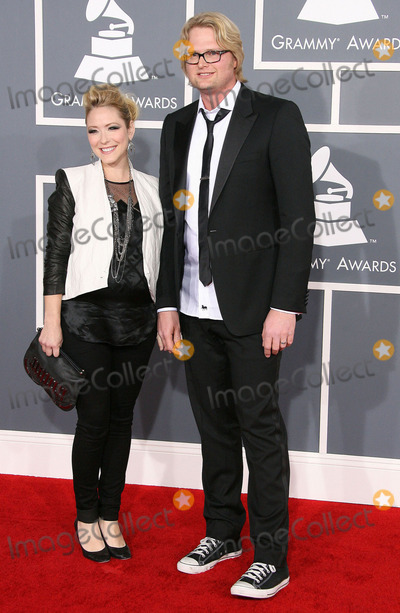 Adam Anders, Grammy Awards Photo - 12 February 2012 - Los Angeles, California - Adam Anders, Nikki Hassman-Anders. The 54th Annual GRAMMY Awards held at the Staples Center. Photo Credit: AdMedia