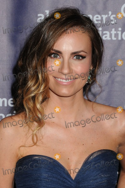 """Angela Lanter Photo - 18 March 2015 - Beverly Hills, California - Angela Lanter. 23rd Annual """"A Night at Sardi's"""" Benefit for the Alzheimer's Association held at The Beverly Hilton Hotel. Photo Credit: Byron Purvis/AdMedia"""