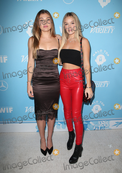 Anne Schroder, Cambrie Schroder Photo - 15 September 2017 - West Hollywood, California - Cambrie Schroder, Faith Anne Schroder. Variety And Women In Film's 2017 Pre-Emmy Celebration held at Gracias Madre. Photo Credit: F. Sadou/AdMedia