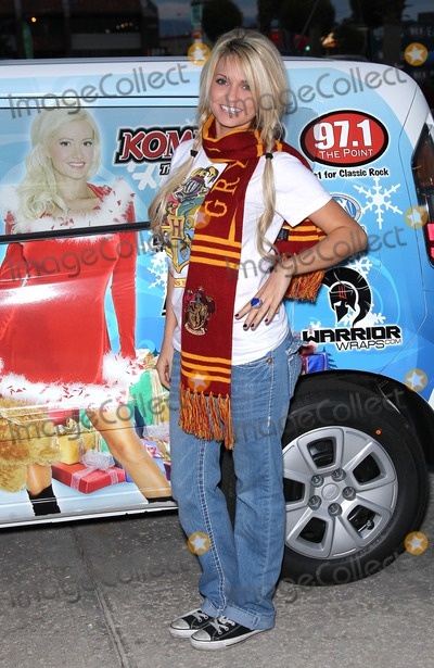 Angel Porrino, Hollies, The Hollies Photo - 16 December 2010 - Las Vegas, Nevada - Angel Porrino.  Angel Porrino makes an appearance at the Holly Jolly Toy Drive at Findlay Kia Las Vegas. Photo: MJT/AdMedia
