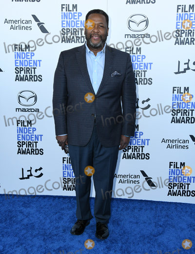 Wendell Pierce, Wendel Pierce Photo - 08 February 2020 - Santa Monica - Wendell Pierce. 2020 Film Independent Spirit Awards - Arrivals held at Santa Monica Pier. Photo Credit: Birdie Thompson/AdMedia