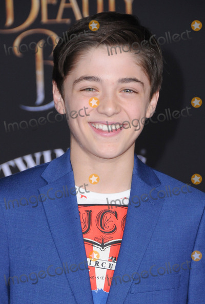 """Angel Ashner Photo - 02 March 2017 - Hollywood, California - Angel Ashner . Los Angeles premiere of Disney's """"Beauty and the Beast' held at El Capitan Theatre. Photo Credit: Birdie Thompson/AdMedia"""