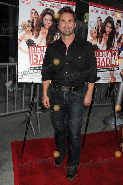 "Aaron McPherson Photo - 29 July 2014 - Hollywood, California - Aaron McPherson. ""Behaving Badly"" Los Angeles Special Screening held at Arclight Cinemas. Photo Credit: Byron Purvis/AdMedia"