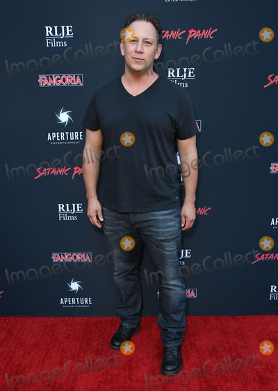 "Adam Goldworm Photo - 23 August 2019 - Hollywood, California - Adam Goldworm. ""Satanic Panic"" Los Angeles Premiere held at The Egyptian Theatre. Photo Credit: Birdie Thompson/AdMedia"
