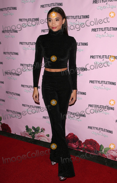 Ashley Moore, Olivia Culpo Photo - 17 August 2017 - Los Angeles, California - Ashley Moore. PrettyLittleThing X Olivia Culpo Launch held at the Liaison Lounge. Photo Credit: F. Sadou/AdMedia