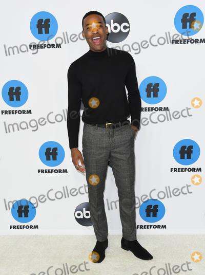 Titus Makin Photo - 05 February 2019 - Pasadena, California - Titus Makin. Disney ABC Television TCA Winter Press Tour 2019 held at The Langham Huntington Hotel. Photo Credit: Birdie Thompson/AdMedia