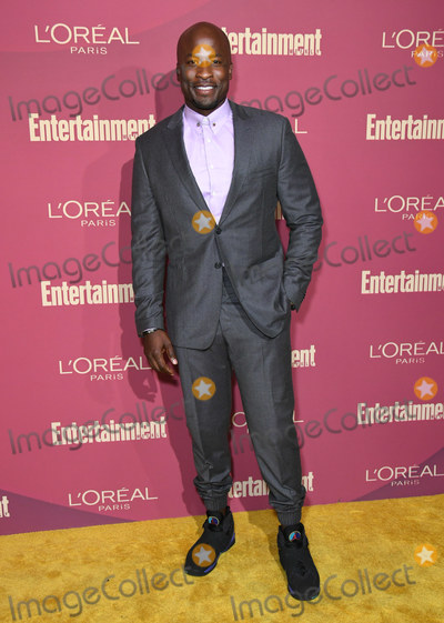 Akbar Gbajabiamila Photo - 20 September 2019 - West Hollywood, California - Akbar Gbajabiamila. 2019 Entertainment Weekly Pre-Emmy Party held at Sunset Tower. Photo Credit: Birdie Thompson/AdMedia