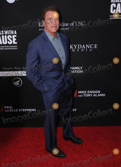 Arnold Schwartzenegger Photo - 11 May 2016 - Santa Monica, California - Arnold Schwartzenegger. Arrivals for Rebels With A Cause Gala held at The Barker Hangar. Photo Credit: Birdie Thompson/AdMedia