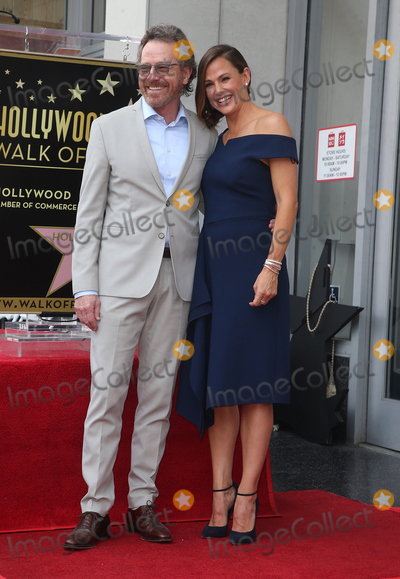 Bryan Cranston, Jennifer Garner Photo - 20 August 2018 - Hollywood, California - Bryan Cranston, Jennifer Garner. Jennifer Garner Honored with Star On The Hollywood Walk Of Fame. Photo Credit: Faye Sadou/AdMedia