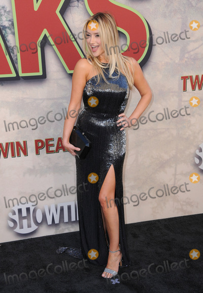 "Amy Shiels Photo - 19 May 2017 - Los Angeles, California - Amy Shiels. Premiere Of Showtime's ""Twin Peaks"" held at Theater at The Ace Hotel in Los Angeles. Photo Credit: Birdie Thompson/AdMedia"