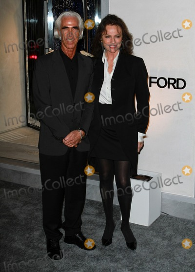 Jacqueline Bisset, Tom Ford Photo - 24  Febuary 2011 - Beverly Hills, California - Jacqueline Bisset and Guest.Tom Ford Flagship Store Opening Celebration Held At Tom Ford Store. Photo: Kevan Brooks/AdMedia