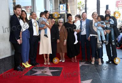 Nas, Zoe Saldana Photo - 03 May 2018 - Hollywood California - Cisley Saldaa Nazario, Zoe Saldana, Aridio Saldaa, Asalia Nazario, Mariel Saldaa Nazario. Zoe Saldana Honored With A Star On The Hollywood Walk Of Fame. Photo Credit: F. Sadou/AdMedia