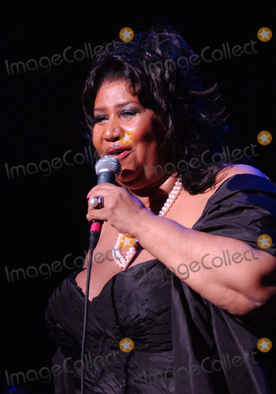 """Aretha Franklin, Queen, Sam Cooke, THE ROCK Photo - 16 August 2018 - 1942  Aretha Franklin, the 'Queen of Soul,' Dies at 76.  File Photo: November 5, 2005; Cleveland, OH, USA; The """"Queen of Soul"""", ARETHA FRANKLIN performs at the 10th Annual American Music Masters paying tribute to the late Sam Cooke presented by the Rock and Roll Hall of Fame and Case Western Reserve University held at the State Theatre, Playhouse Square. Photo Credit: Jason Nelson/AdMedia"""