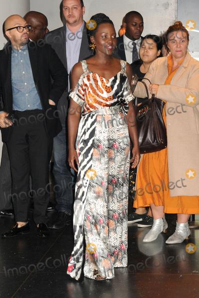 """Lupita Nyong'o, Lupita  Nyong'o Photo - 08 October 2019 - New York, New York - Lupita Nyong'o. """"Little Monsters"""" New York Premiere held at AMC Lincoln Square Theater. Photo Credit: AdMedia"""