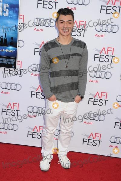 "Adam Irigoyen, TCL Chinese Theatre Photo - 9 November 2013 - Hollywood, California - Adam Irigoyen. AFI FEST 2013 - ""Mary Poppins"" Screening held at the TCL Chinese Theatre. Photo Credit: Byron Purvis/AdMedia"