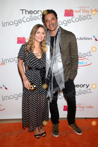 Gilles Marini, Ali Hillis, Ali Farka Touré Photo - 22 November 2019 - Beverly Hills, California - Ali Hillis, Gilles Marini. Lupus LA's Hollywood Bag Ladies Luncheon held at The Beverly Hilton Hotel. Photo Credit: FS/AdMedia