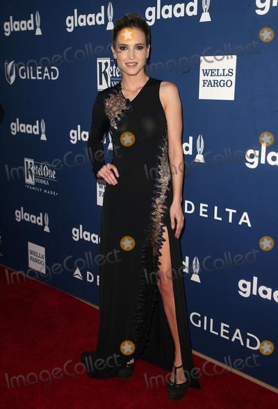 Ana Fernandez, Ana Ivanoviæ Photo - 13 April 2018 - Beverly Hills, California - Ana Fernandez. 29th Annual GLAAD Media Awards at The Beverly Hilton Hotel. Photo Credit: F. Sadou/AdMedia