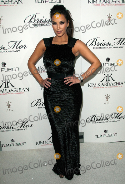 Kim Kardashian Photo - 07 December 2010 - Los Angeles, California - Kim Kardashian. Kim Kardashian Launches Her Signature Watch Collection with The Brissmor Company at The Whisper Lounge at The Grove. Photo: Jay Steine/AdMedia