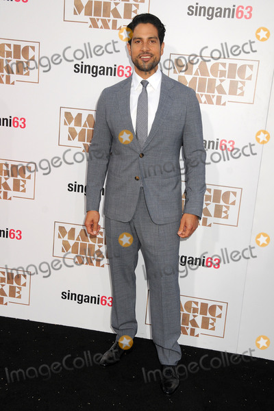 "Adam Rodriguez, TCL Chinese Theatre Photo - 25 June 2015 - Hollywood, California - Adam Rodriguez. ""Magic Mike XXL"" Los Angeles Premiere held at the TCL Chinese Theatre. Photo Credit: Byron Purvis/AdMedia"