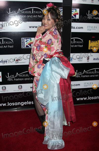 Yuka Sano Photo - 17 February 2013 - Hollywood, California - Yuka Sano. 8th Annual Los Angeles, Italia Film, Fashion and Art Festival Opening Night held at the Mann Chinese 6 Theatre. Photo Credit: Russ Elliot/AdMedia