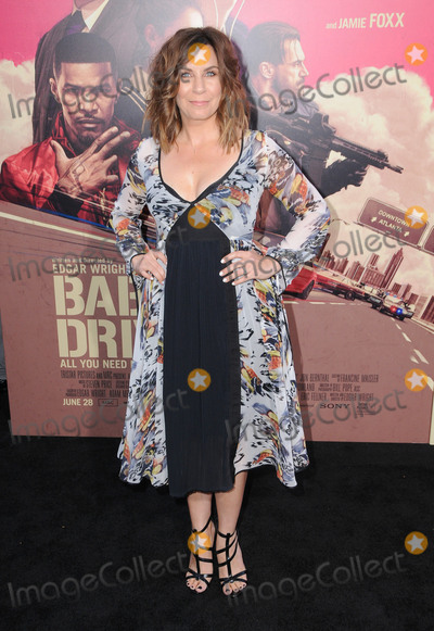 """Allison King, King Sunny Adé Photo - 14 June 2017 - Los Angeles, California - Allison King. Los Angeles Premiere of """"Baby Driver"""" held at the Ace Hotel Downtown in Los Angeles. Photo Credit: Birdie Thompson/AdMedia"""