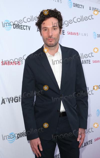 "Jonathan Saban Photo - 27 March 2019 - Los Angeles, California - Jonathan Saban. The Premiere Of Saban Films And DirecTV's ""A Vigilante"" held at The Vista Theatre. Photo Credit: Faye Sadou/AdMedia"