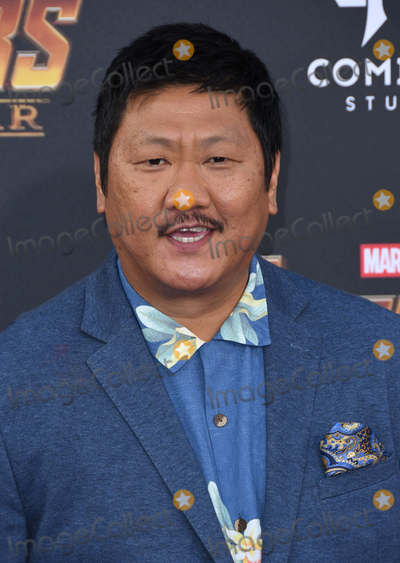 """Bendict Wong Photo - 23 April 2018 -  Hollywood, California - Bendict Wong. Disney and Marvel's """"Avengers: Infinity War"""" Los Angeles Premiere held at Dolby Theater. Photo Credit: Birdie Thompson/AdMedia"""