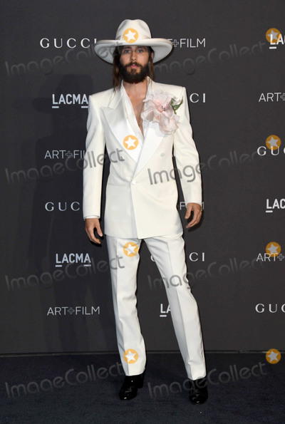 Jared Leto Photo - 03 November 2018 - Los Angeles, California - Jared Leto. 2018 LACMA Art + Film Gala held at LACMA. Photo Credit: Birdie Thompson/AdMedia
