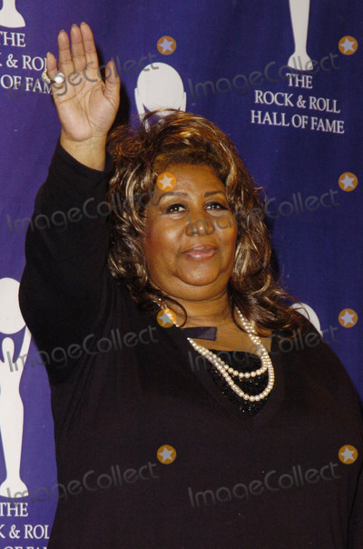 Aretha Franklin, Queen Photo - 16 August 2018 - 1942  Aretha Franklin, the 'Queen of Soul,' Dies at 76. File Photo: 12 March 2007 - New York, New York -  Aretha Franklin. The 22nd annual Rock And Roll Hall Of Fame  induction ceremony at the Waldorf Astoria Hotel. Photo Credit: Bill Lyons/AdMedia