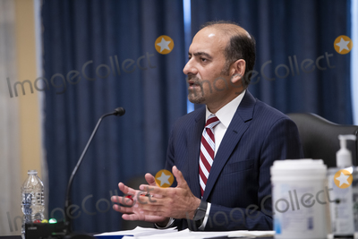 Photo - Dilawar Syed appears for his Senate Committee on Small Business and Entrepreneurship nomination hearing to be Deputy Administrator of the Small Business Administration, in the Dirksen Senate Office Building in Washington, DC, Wednesday, April 21, 2021. Credit: Rod Lamkey / CNP/AdMedia