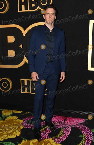 Ashley Zukerman Photo - 17 September 2018 - West Hollywood, California - Ashley Zukerman. 2018 HBO Emmy Party held at the Pacific Design Center. Photo Credit: Birdie Thompson/AdMedia