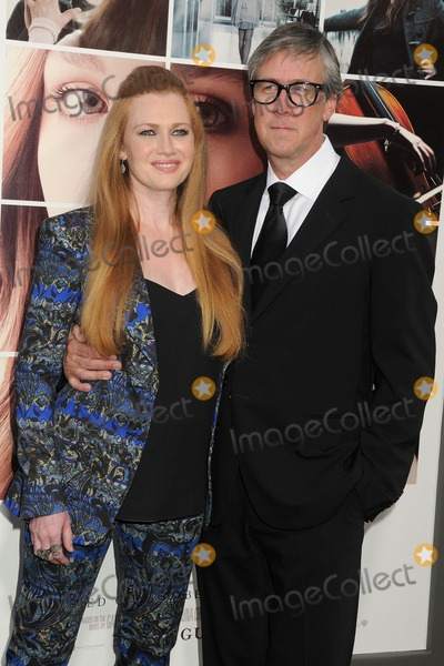 """Alan Ruck, Mireille Enos, Ruck, TCL Chinese Theatre Photo - 20 August 2014 - Hollywood, California - Mireille Enos, Alan Ruck. """"If I Stay"""" Los Angeles Premiere held at the TCL Chinese Theatre. Photo Credit: Byron Purvis/AdMedia"""