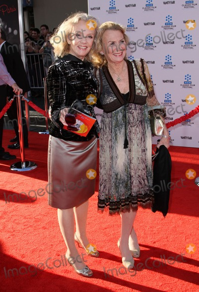 Hayley Mills, Juliet Mills, Grauman's Chinese Theatre Photo - 28 April 2011 - Hollywood, California - Hayley Mills and Juliet Mills. 2011 TCM Classic Film Festival Opening Night Held At The Grauman Chineses Theatre. Photo: Kevan Brooks/AdMedia