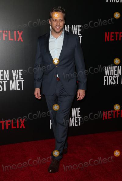 "Ari Sandel Photo - 20 February 2018 - Hollywood, California - Ari Sandel. Special Screening of Netflix ""When We First Met"" held at Arclight Hollywood. Photo Credit: F. Sadou/AdMedia"