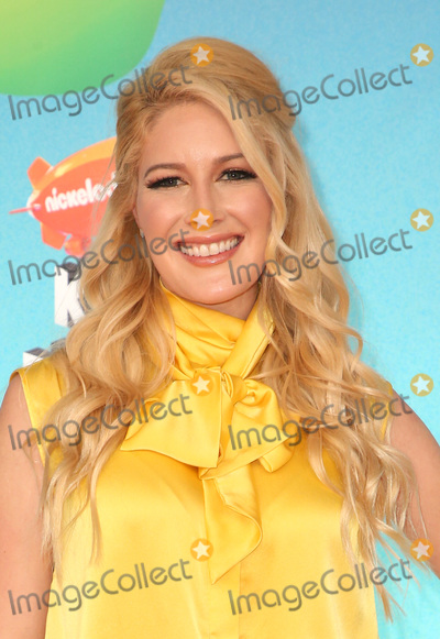 Heidi Pratt Photo - 23 March 2019 - Los Angeles, California - Heidi Pratt. 2019 Nickelodeon Kids' Choice Awards held at The USC Galen Center. Photo Credit: Faye Sadou/AdMedia