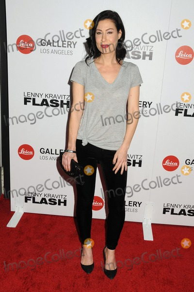"""Amber Melfi, Lenny Kravitz, Leica Gallery Photo - 5 March 2015 - West Hollywood, California - Amber Melfi. """"Flash"""" by Lenny Kravitz Photo Exhibition held at the Leica Gallery. Photo Credit: Byron Purvis/AdMedia"""