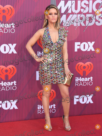 Maren Morris Photo - 14 March 2019 - Los Angeles, California - Maren Morris. 2019 iHeart Radio Music Awards Arrivals held at Microsoft Theater. Photo Credit: Birdie Thompson/AdMedia