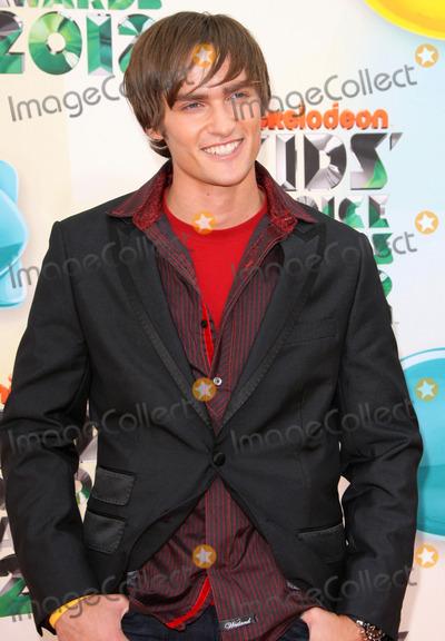 Alex Heartman Photo - 31 March 2012 - Los Angeles, California - Alex Heartman. 2012 Nickelodeon Kids' Choice Awards held at the Galen Center. Photo Credit: AdMedia