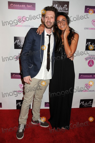 """Emmanuelle Chriqui, Cougar, Asher Levin Photo - 31 March 2011 - Hollywood, California - K. Asher Levin and Emmanuelle Chriqui. """"Cougars, Inc."""" Los Angeles Premiere held at the Egyptian Theater. Photo: Byron Purvis/AdMedia"""