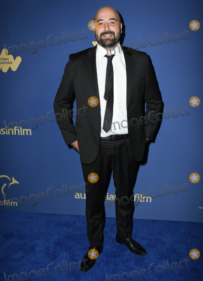 Anthony Maras, Teairra Marí Photo - 23 October 2019 - Los Angeles, California - Anthony Maras. 8th Annual Australians in Film Awards held at the InterContinental Century City. Photo Credit: Birdie Thompson/AdMedia