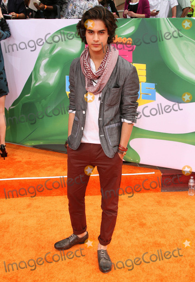 Avan Jogia Photo - 02 April 2011 - Los Angeles, California - Avan Jogia. 2011 Nickelodeon Kids' Choice Awards held at the Galen Center. Photo: AdMedia