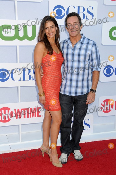 Jeff Probst, Lisa Russell, Ann Russell, Lisa Ann Photo - 29 July 2012 - Beverly Hills, California - Lisa Ann Russell, Jeff Probst. CBS, CW, Showtime 2012 Summer TCA Party held at The Beverly Hilton Hotel. Photo Credit: Byron Purvis/AdMedia