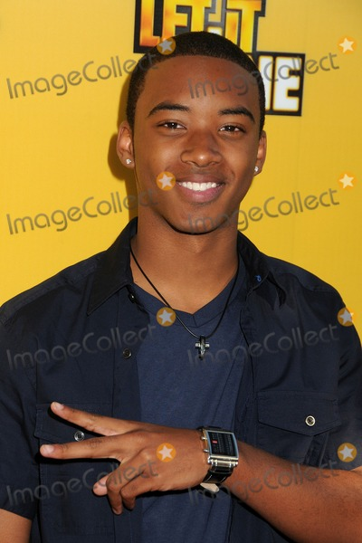 """Algee Smith Photo - 5 June 2012 - West Hollywood, California - Algee Smith. """"Let It Shine"""" Los Angeles Premiere held at the Directors Guild of America. Photo Credit: Byron Purvis/AdMedia"""