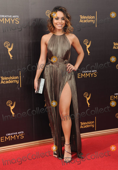 Vanessa Hudgens, Vanessa  Hudgens Photo - 11 September 2016 - Los Angeles, California. Vanessa Hudgens. 2016 Creative Arts Emmy Awards - Day 2 held at Microsoft Theater. Photo Credit: Birdie Thompson/AdMedia