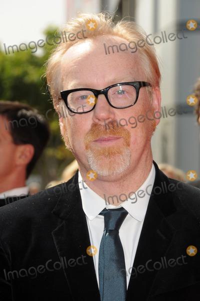 Adam Savage Photo - 10 September 2011 - Los Angeles, California - Adam Savage. 2011 Primetime Creative Arts Emmy Awards held at Nokia Theatre LA Live. Photo Credit: Byron Purvis/AdMedia