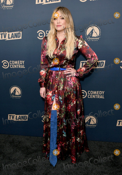 Hilary Duff Photo - 30 May 2019 - West Hollywood, California - Hilary Duff. Paramount Network, Comedy Central, TV Land Press Day 2019 held at The London West Hollywood  . Photo Credit: Birdie Thompson/AdMedia